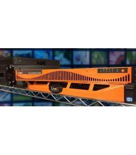 LiveU LU10-SV-1UD04 - LU2000 Quad Output Server - Dual PS