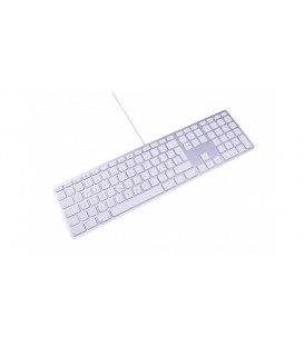 LMP KB-CH-50 - USB Keyboard KB-1243 with Numeric Keypad, 50 Pack