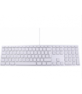 LMP KB-DE-10 - USB Keyboard KB-1243 with Numeric Keypad, 10 Pack