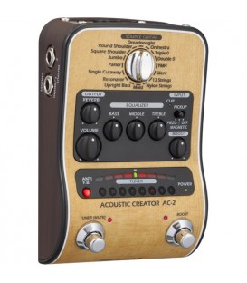 Zoom AC-2 - Acoustic Creator