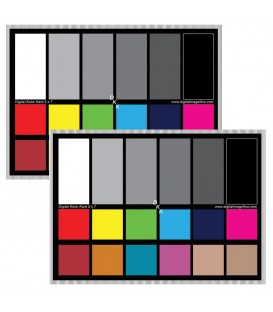 DGK Color Tools DKK Color Calibration Chart Set