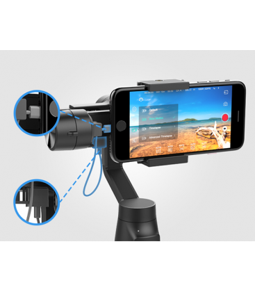 Moza Mini-MI MG31 - Smartphone Gimbal Stabilizer