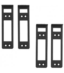 MuxLab 500922 - Spare Brackets (4) for 500920
