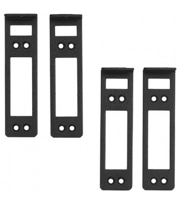 MuxLab 500922 - Spare Brackets (4) for 500920