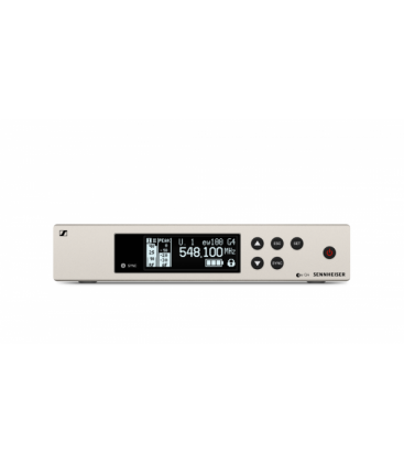 Sennheiser EW100-G4-845-S-B - Wireless Handheld Microphone System