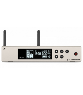 Sennheiser EW100-G4-865-S-B - Wireless Handheld Microphone System
