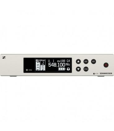 Sennheiser EM100-G4-B - Wireless UHF True Diversity Rackmount Receiver
