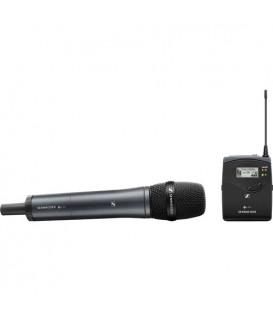 Sennheiser EW135P-G4-B - Wireless Microphone System with 835 Handheld Mic