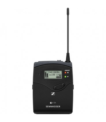 Sennheiser EW135P-G4-B - Wireless Microphone System with 835 Handheld Mic