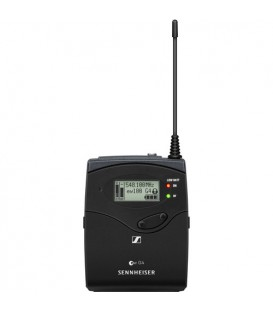 Sennheiser EK100-G4-B - Wireless Camera-Mount Receiver