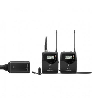 Sennheiser EW500-FILM G4-BW - Portable Wireless Combo System
