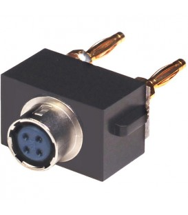 PAG 9709H - Hirose (4-pin) Connector for PowerHub 9709