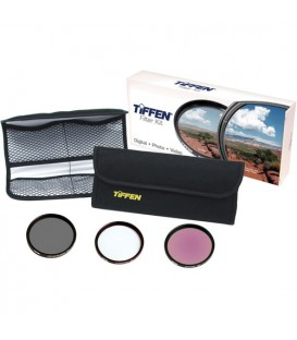 Tiffen 72WIDEFKIT - 72MM WIDE ANGLE FILTER KIT