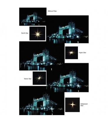 Tiffen 52VSTR - 52MM VECTOR STAR FILTER