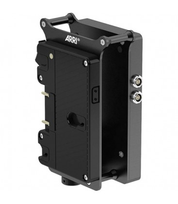 Arri K2.0014504 - WVT-1 Battery Adapter Cage Gold Mount BAC-G