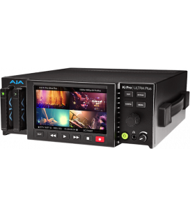 AJA KI-PRO-ULTRA-PLUS - 4K/UltraHD and 2K/HD Recorder/Player