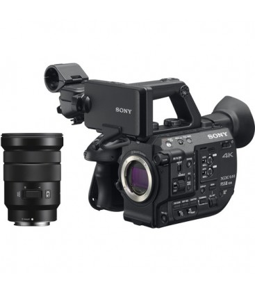 Sony PXW-FS5M2K - 4K-XDCAM Super 35mm Compact Camcorder with 18-105mm Zoom Lens