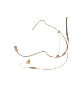 Voice Technologies VT860MKII - Microphones headband + headset, beige