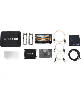 SmallHD SHD-MON503U-GMDK - Ultra Bright Directors Kit - Gold Mount