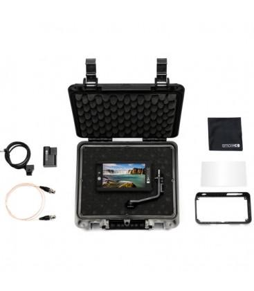 SmallHD SHD-MON-502B-KIT1 - Bright HDMI/SDI On-Camera Monitor Kit