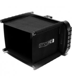 SmallHD SHD-ACCHOOD502B - Sun Hood & Cage for 502B