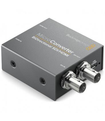 Blackmagic BM-CONVBDC/SDIHDWPSU - Micro Converter BiDirect SDI/HDMI wPSU