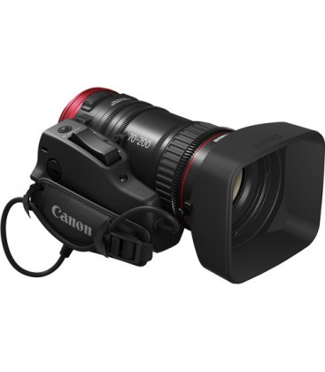 Canon 2568C003 - CN-E 70-200 T4.4 L IS KAS S
