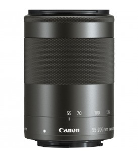 Canon 9517B005 - Telephoto zoom lens EF-M55-200mm