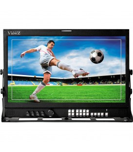 ViewZ VZ-240PM-PL - 24 inch Native HD Resolution 3G Monitor