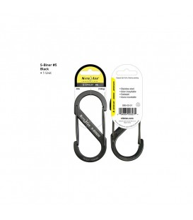 Cineboutique A-SB05 - Hook S-Biner Size 5 Stainless