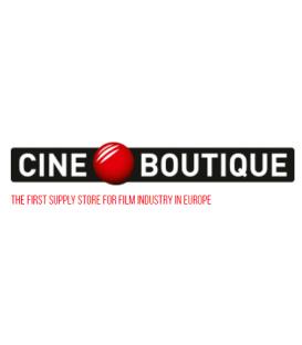 Cineboutique A-PERM50BLA - PERMACEL 50MM MATT WHITE 50mm x 55m