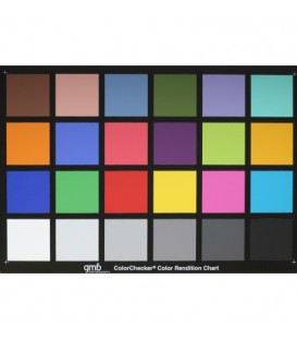 Cineboutique A-XRITECCC - Color Checker - Charter 24 Colors - Classic
