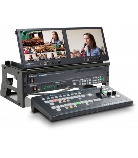 Datavideo 2900-5120 - GO-1200-Studio - 6 Input HDMI/SDI production unit