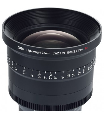 Zeiss 2149-289 - LWZ.3 21-100/T2.9–3.9 E - Feet