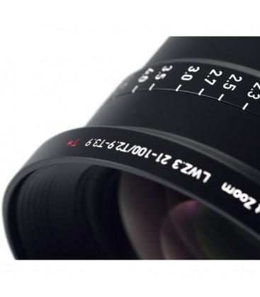 Zeiss 2149-223 - LWZ.3 21-100/T2.9–3.9 EF - Feet