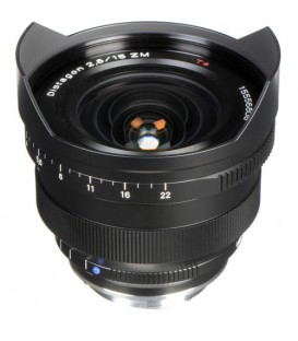 Zeiss 1457-856 - Distagon T* 2,8/15 (incl. Centerfilter), black, 72 mm
