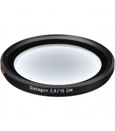 Zeiss 1457-856 - Distagon T* 2,8/15 (incl. Centerfilter), black, 72 mm