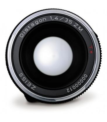 Zeiss 2112-846 - Distagon 1,4/35, black, 49 mm