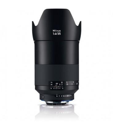 Zeiss 2111-637 - Milvus 1.4/35, 72 mm, Medium