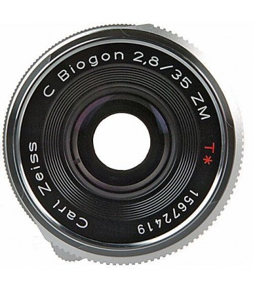Zeiss 1486-393 - C Biogon 2,8/35, black, 43 mm