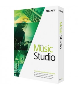 Sony KSAMST100SL3 - Sony ACID Music Studio 10 Volume License 100+ Users