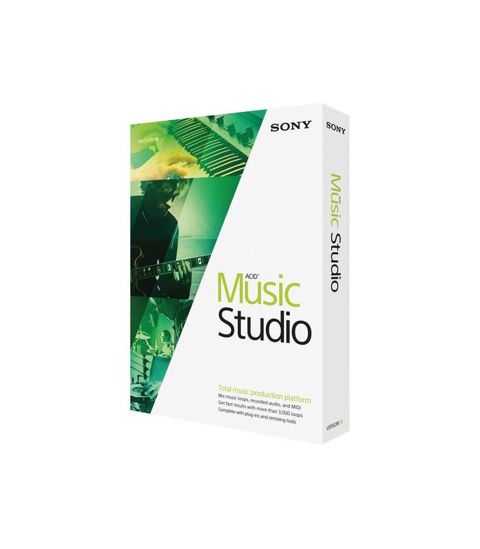 ACID Music Studio 10 license