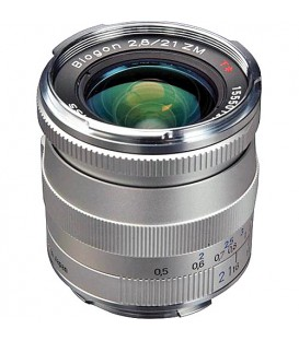 Zeiss 1365-650 - Biogon T* 2,8/21, silver, 46 mm