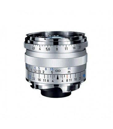 Zeiss 1365-655 - Biogon T* 2,8/28, silver, 46 mm