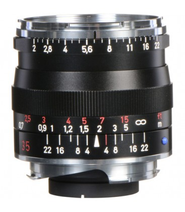 Zeiss 1365-659 - Biogon T* 2/35, black, 43 mm