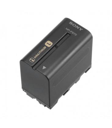 Sony NPF970.CE - L-Series Lithium Battery - 6300mAh