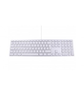 LMP KB FR-10 - USB Keyboard KB-1243 with Numeric Keypad, 10 Pack