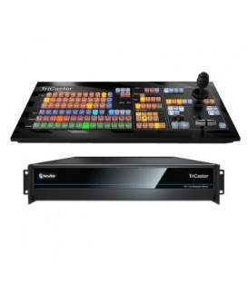 Newtek TRTC1B - TriCaster TC1 BASE bundle (TC1 and TC1SP control panel)