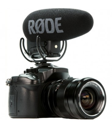 Rode VideoMic Pro+ - Compact Directional On-camera Microphone