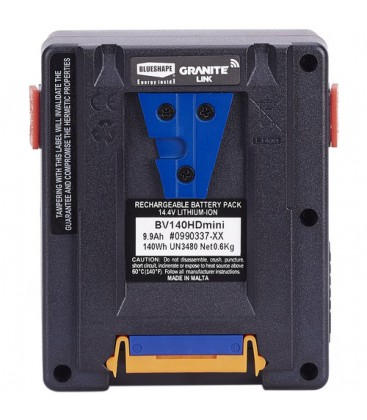 Blueshape BV140HD MINI - Camera Bat Vlock 14.4V Granite Mini